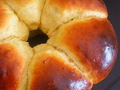Flor de Brioche Actifry, Croissant, Bagel, Delish, Food And Drink, Pasta, Bread, Algarve, Portugal