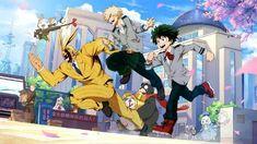 Powerful Pokemon, Boku No Hero Academia, Anime, Fandoms, Art, Ideas, Art Background, Kunst, Cartoon Movies