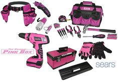 The Pink Tool Box Giveaway (ends 5/20) http://www.kouponkaren.com/2013/05/the-pink-tool-box-giveaway-ends-520/