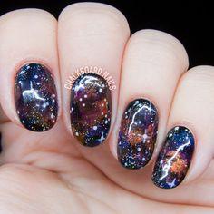 Disclosure   Chalkboard Nails   Nail Art Blog