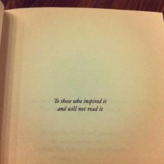 Best Book Dedications - Imgur