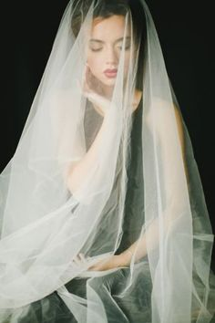 Swooned: Bewitched: A Hauntingly Beautiful Russian Halloween Shoot Fabric Photography, Wedding Photography, Lary Over, Editorial Photography, Portrait Photography, Under The Veil, Beautiful Black Dresses, Unconventional Wedding Dress, Halloween Fashion
