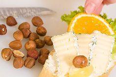 Luxusní domácí chlebíčky krok za krokem - Proženy Camembert Cheese, Dairy