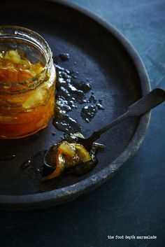 the food dept's marmalade If you love marmalade, as many people do, you will adore this recipe, it makes enough for you give to friends and some to keep for yourself.