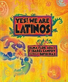 """Yes!  We Are Latinos"" by	Alma Flor Ada & F. Isabel Campoy.	A collection of stories about young Latino's immigrant experiences in the United States."