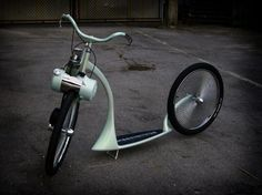 velo-solex scooter, custom thing!!!!!