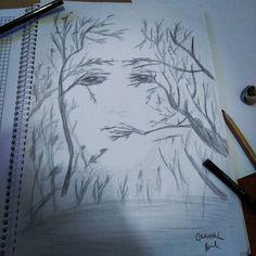 #gece #karakalem #çizim #amatör #uykusuz #kalem #stech #best #jj #nice #resim #sanat #pencil #drawing #twegram #statigram #like4like #like4likes #m #art