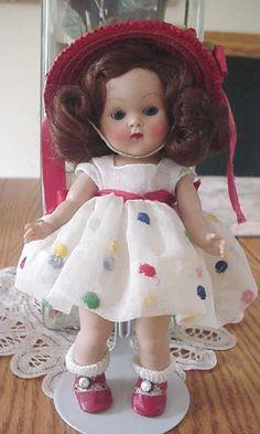 Vogue Ginny Dolls 1952