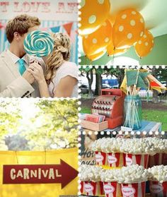 carnival theme that is so timeless