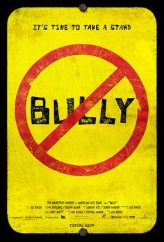 Bully [2011] directed by Lee Hirsch. This documentary follows five kids and families over the course of a school year. Offering insight into different facets of America's bullying crisis, the stories include two families who have lost children to suicide and a mother awaiting the fate of her 14-year-old daughter, who has been incarcerated after bringing a gun on her school bus. Documentary provides an intimate and often shocking glimpse into homes, classrooms, cafeterias and principals'…