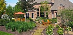 Backyard Retreat - Small's Landscaping Inc in Valparaiso, IN