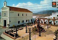 Plaza e Iglesia de San Isidro por  http://www.algecirasvirtual.es/