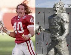 Honoring a Warrior from the Arizona Cardinals to the Iraq Battlefield.  Pat Tillman.  An American Hero!