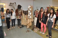 #WWNLSFStudents with the costumes that they recreated from the pre-historic era.