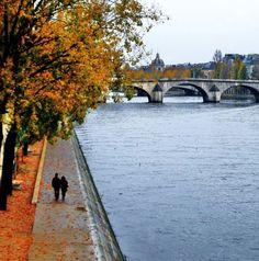 #Paris aux couleurs de l'automne