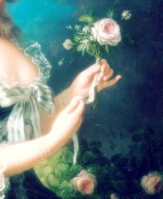 Marie Antoinette via Etsy.