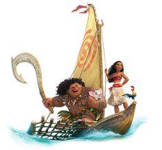 Sailboat Clipart moana 17 - 781 X 830 Moana Birthday Party, Moana Party, 6th Birthday Parties, Disney Fan Art, Disney Love, Maui Tattoos Moana, Princess Moana, Disney Princess, Moana Y Maui