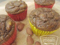 Hearty Pumpkin Apple Muffins recipe - Breakfast These were yummy. Muffin Recipes, Apple Recipes, Pumpkin Recipes, Fall Recipes, Baking Recipes, Whole Food Recipes, Breakfast Recipes, Breakfast Time, Breakfast Ideas