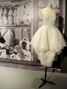 look in the atelier of Christian Dior