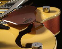 Gretsch custom made guitar