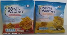 Weight Watchers Wavy Squares