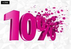 Extra promocja w ostatni weekend stycznia! 10% rabatu na dowolny projekt domu zamówiony do końca weekendu na stronie z500.pl