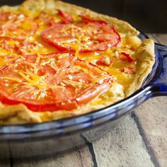 Skinny Cheeseburger Pie | Skinny Mom | Where Moms Get The Skinny On Healthy Living
