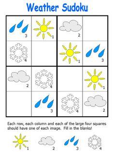 Free Preschool, Preschool Worksheets, Preschool Activities, Sudoku Puzzles, Printable Numbers, Math For Kids, Infant Activities, Pattern Blocks, Kids Education
