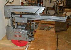 Dw720 Radial Arm Saw
