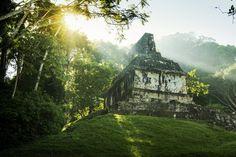 chiapas guide-lonely planet El Palacio Mayan ruin.