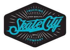 Skate City by Ian Conklin