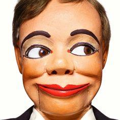 Vintage Ventriloquist's Dummy