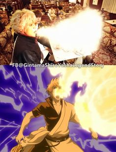 Gintama Live Action dTV Mitsuba Arc Vs Anime