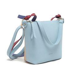 14.90$  Buy here - Casual Ladies Shoulder Bags High Quality Women's PU Leather Handbags Messenger Bags Female Patchwork Bucket Bag Bolsa Feminina  #buymethat