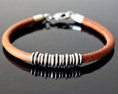 Mens Bracelets Mens Necklaces Mens Jewelry by MayliMen on Etsy