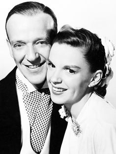 "Fred Astaire and Judy Garland in ""Easter Parade"", 1948"