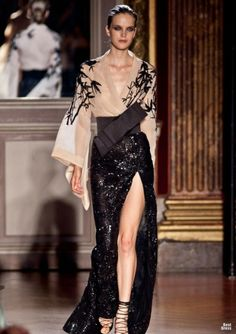 Zuhair Murad HOUTE COUTURE 2011/2012 Zuhair Murad High Fashion Haute Couture featured fashion