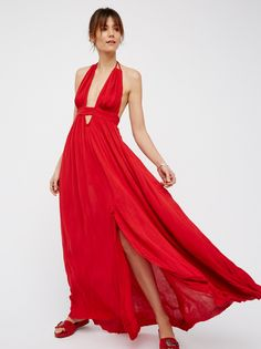 In the Spirit of Valentine's Day - 20 Pretty Little Red Dresses We Love! - Praise Wedding