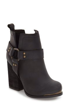 Jeffrey Campbell Jeffrey Campbell 'Oshea' Engineer Bootie (Women) available at #Nordstrom