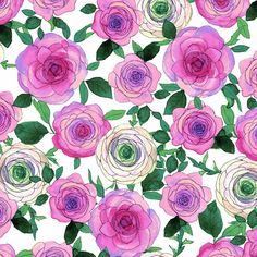 Baby Girl Bedding, Crib Bedding, Crib Sheets, Pink And Purple Flowers, Pink Roses, Large Flowers, Cotton Quilts, Floral Prints, Etsy