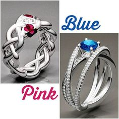 #Pink or #Blue?