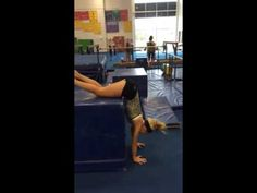 Shaping- Handstand