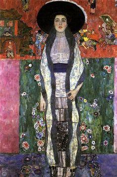 Women / Bildnis der Adele Bloch-Bauer II 1912