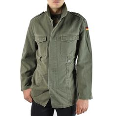 German Army Moleskin Jacket
