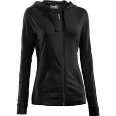 Under Armour Women`s UA Charged Cotton Undeniable Full Zip Hoody $43.99