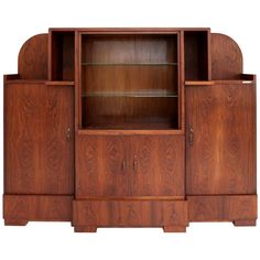 Art Deco Piece by Henry van de Velde | From a unique collection of antique and modern cabinets at https://www.1stdibs.com/furniture/storage-case-pieces/cabinets/