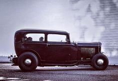 roddersjournal Monday inspiration (via x Monday Inspiration, Sedans, Hot Rods, Antique Cars, Classic Cars, Studio, Antiques, Vehicles, Vintage Cars