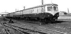 キハユニ16 Diesel Engine, Locomotive, National Railways, Japan, Vehicles, Trains, Railings, Train, Car