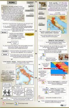 Okuma Atlası: Roma