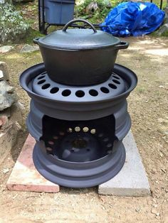 Wood stove awesomeness